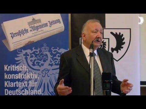 Willy Wimmer: Ostpreußen ist ein Indikator für das Verhältnis zu Russland