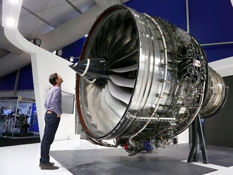 Jet Engines run on Compressed Air..