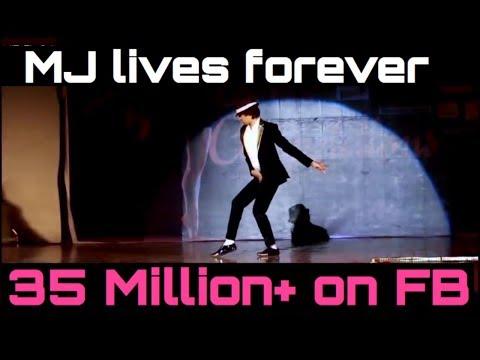 Michael Jackson at INDIA IIT | Billie Jean | Shraey Khanna | IIT Kanpur
