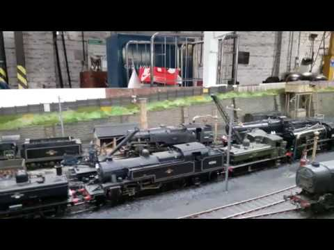 Carriage Works Layouts