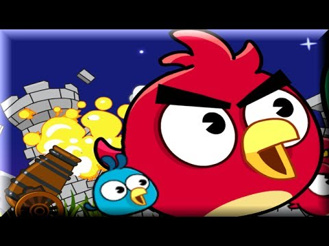 Angry Birds Cannon Friv 2 Game