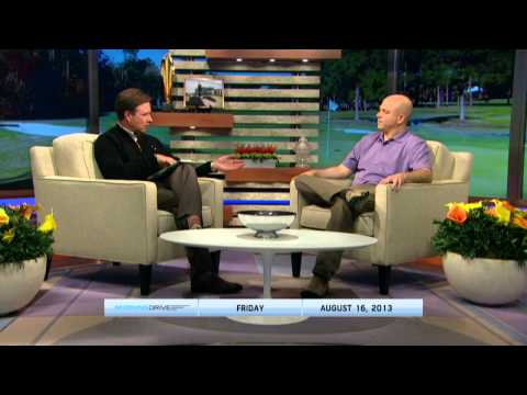 """Francis and Eddie"" author Brad Herzog on the Golf Channel"