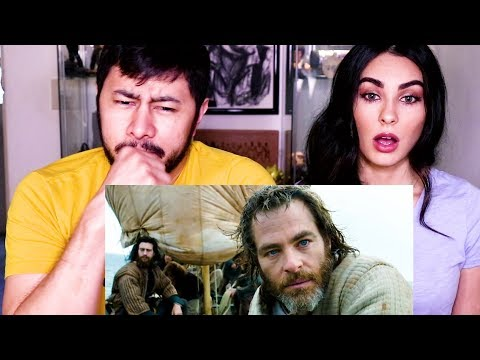 OUTLAW KING   Chris Pine   Netflix   Trailer Reaction!