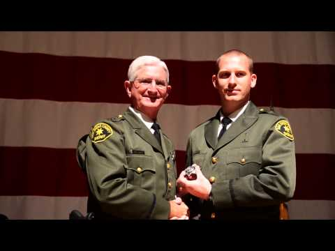 Academy Orientation Video - San Diego County Sheriff's Department