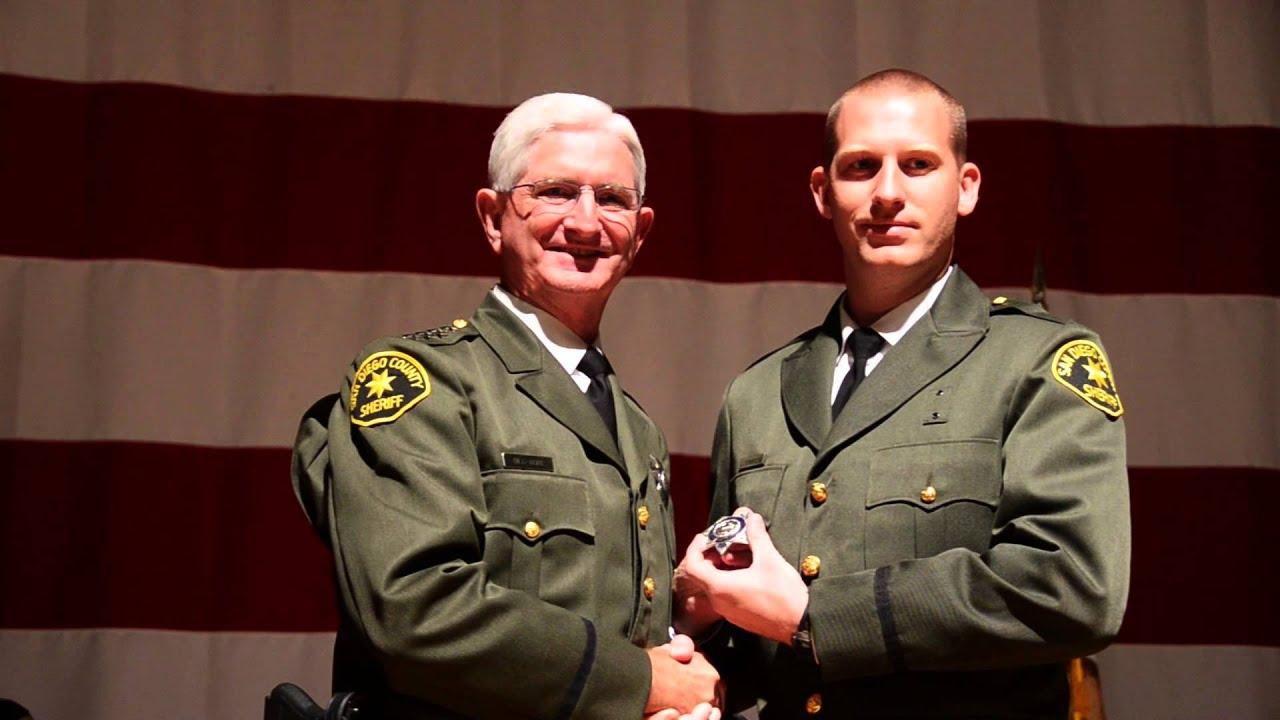 Academy Orientation Video - San Diego County Sheriff's Department
