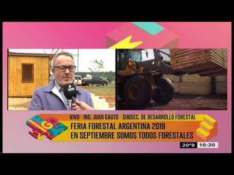 TDM - Ing. Juan Gauto - Feria Forestal Argentina 2019 - 190919