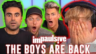 THE BOYS TALK SH*T: EX-GIRLFRIENDS, FIST FIGHTS, AND COLLEGE - IMPAULSIVE EP. 53
