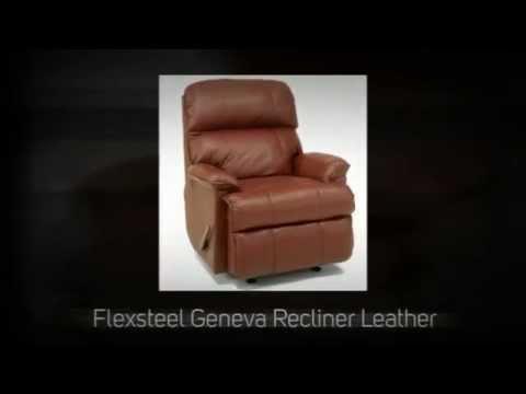 the flexsteel geneva recliner