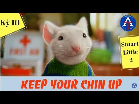 [HỌC IDIOM QUA PHIM] -  Keep Your Chin Up (Chú chuột siêu quậy 2 - Stuart Little 2)