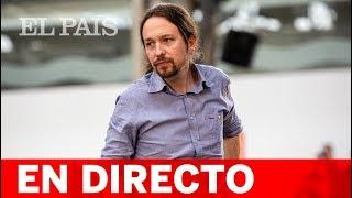 DIRECTO | PABLO IGLESIAS presenta el PROGRAMA de PODEMOS