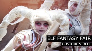 Elf Fantasy Fair 2016 - Costume Video