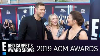 Colton Underwood & Cassie Randolph Insist They're Normal   E! Red Carpet & Award Shows