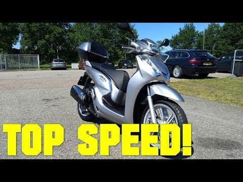 honda-sh300-top-speed!