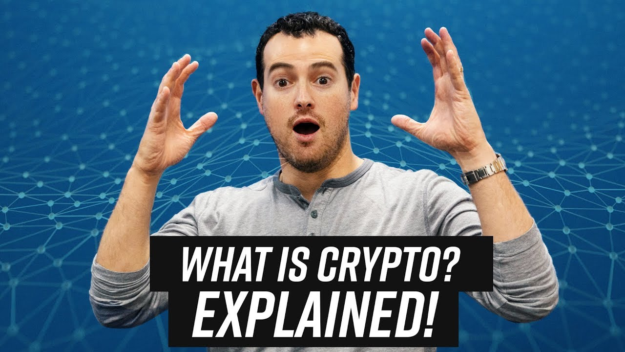 cryptocurrency explained easy