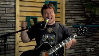 "Tenacious D ft. ""Weird Al"" Yankovic - Rock Is Dead  / Comedy Bang! Bang!"