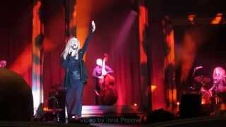 Lara Fabian. I well love again. Tampere - Live. 26 04 2015