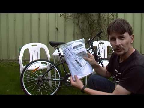 Nykomna Yosemite atb - Cykel från Biltema 26 tum. - YouTube RA-43