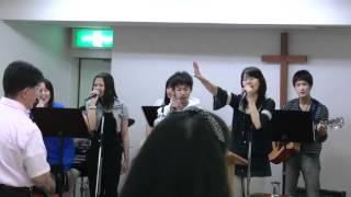 2012年6月17日の父の日礼拝より。 ワーシップリーダー:野田由美子&ユ...