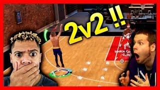 Troydan NBA 2K19 2v2 *CRAZY* Tournament !!