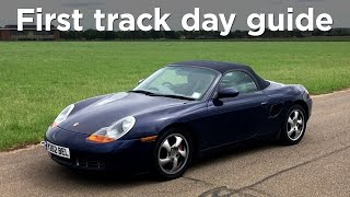 Guide to your first track day