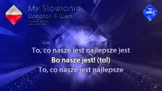 """Donatan & Cleo - """"My Słowianie"""" (Poland)"""