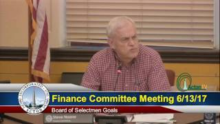 Finance Committee Meeting 6/27/17