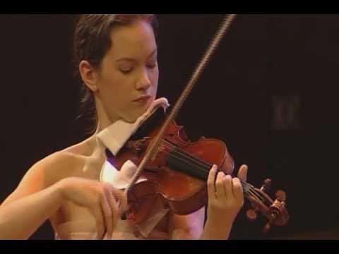 Mozart Violin Sonata K.301 Hilary Hahn & Natalie Zhu