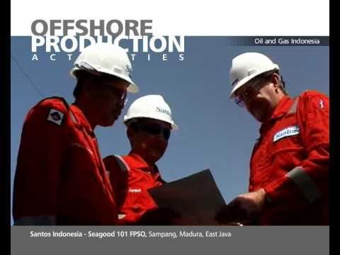 OFFSHORE PRODUCTION ACTIVITIES - Santos Indonesia 'Seagood 101 FPSO' #3