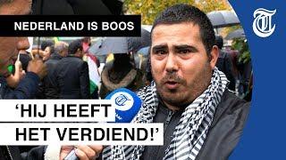 Koerden slaan Turk: politie grijpt in - NEDERLAND IS BOOS #02