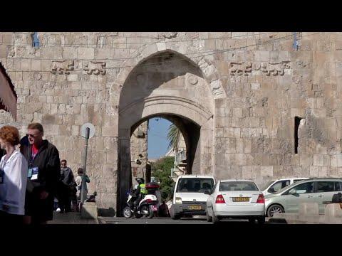 Jerusalem: Ancient Gates, Future Glory #7: Lions Gate