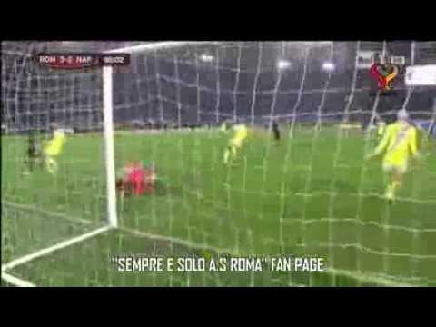 HIGHLIGHTS ROMA-NAPOLI 3-2 | SEMIFINALE COPPA ITALIA