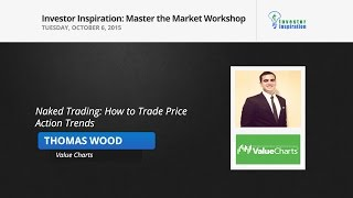 Naked Trading: How to Trade Price Action Trends | Thomas Wood