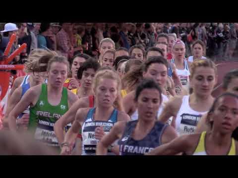 Highgate Harriers | Women's European 10,000m Cup | Highlights