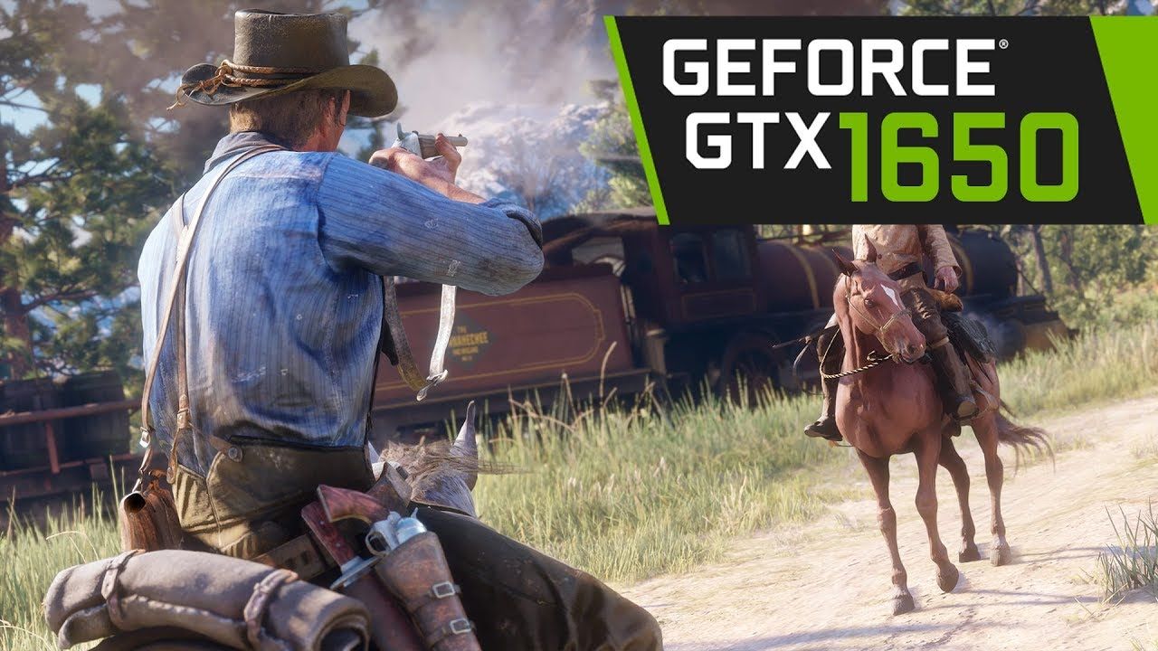 GTX 1650 | Red Dead Redemption 2 - 1080p All Settings Gameplay Test