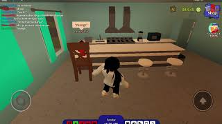 Roblox rositizen: bb homeless and rescuing MOM