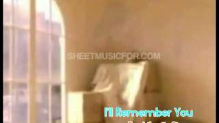Download I'll Remember You By Atlantic Starr (MV) MP3 song and Music Video