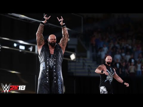 WWE 2K18 - Gallows & Anderson Entrance