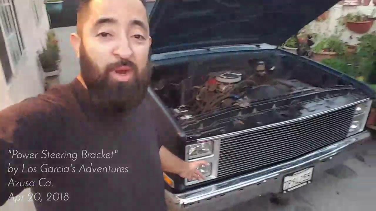 Chevy C10 Power Steering Rear Bracket