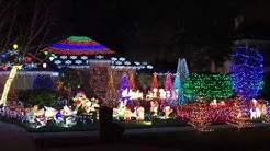 Wild Christmas Lights!  Saint John's, Florida