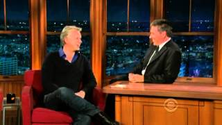 Late Late Show with Craig Ferguson 10/13/2009 Tim Robbins, Adam Goldberg
