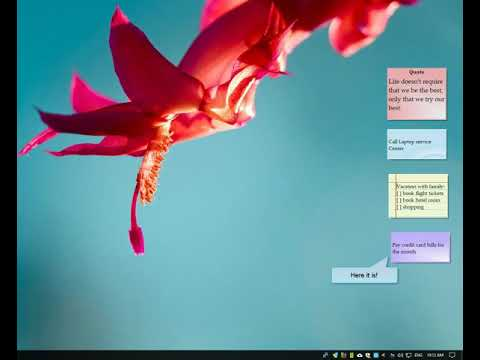 Windows: Sync Sticky Notes Between Computers And Android, IPhone Devices Using Notezilla.