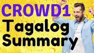CROWD1 Tagalog Income Presentation