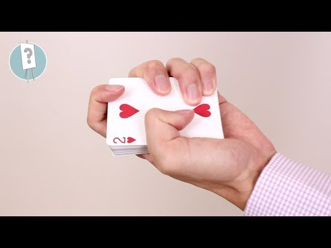 Clip Steal Color Change | Card Trick Tutorial