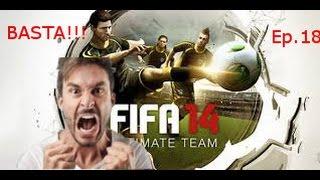 SONO AL LIMITE!!! FIFA 14 RTD1( contro il MOMENTUM) ep.18 ITA