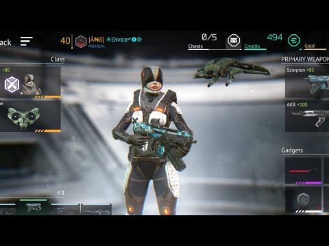 Infinity Ops ☆  Medic + Scorpion + Apache Gameplay 28/1 ( See Description 👇)