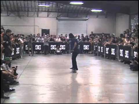 PJ Ladd vs Paul Rodriguez