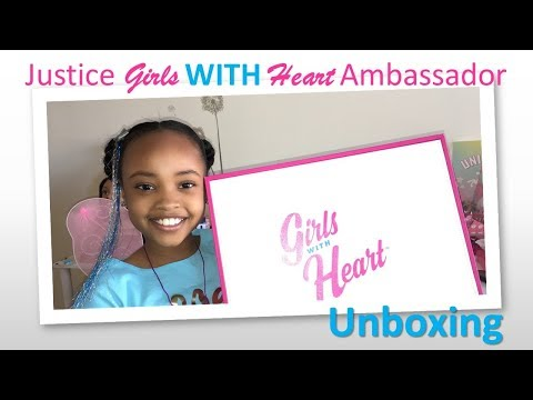 justice-girls-with-heart-ambassador-welcome-kit- -unboxing