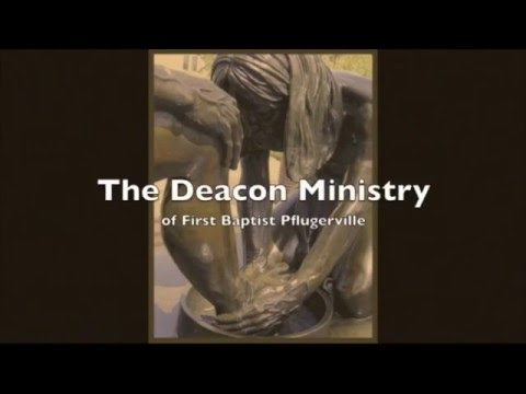 DEACON MINISTRY Training Part 1
