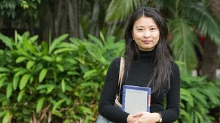 QUT Master of Business (Professional Accounting) graduate, Jessica Zhou