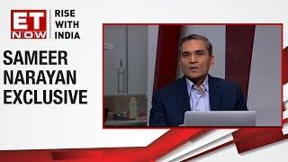 Voda-Idea, YES Bank & PSU stocks | Market Expert Sameer Narayan to ET Now
